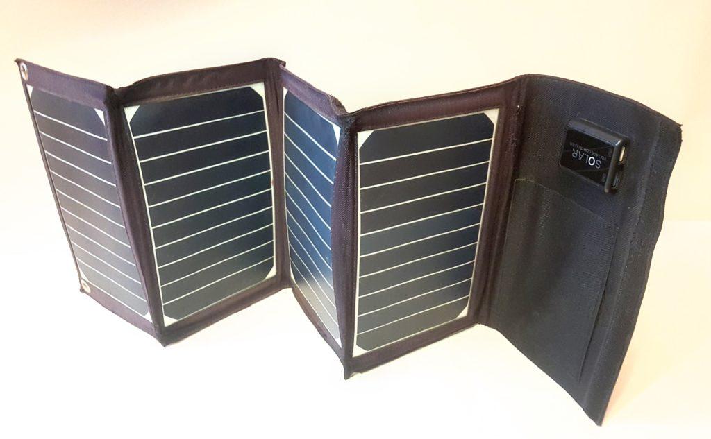 Китайская солнечная панель на 20 Вт
