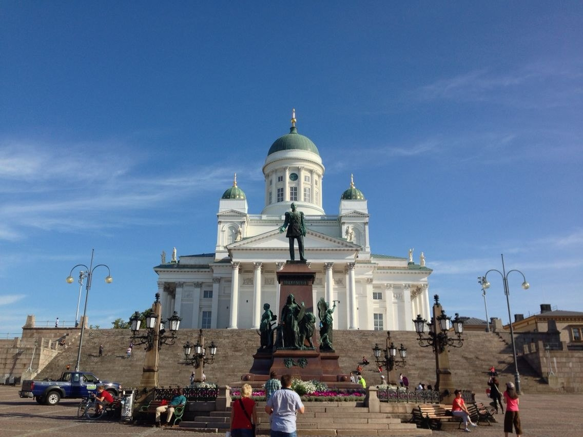 Путешествие по югу Финляндии