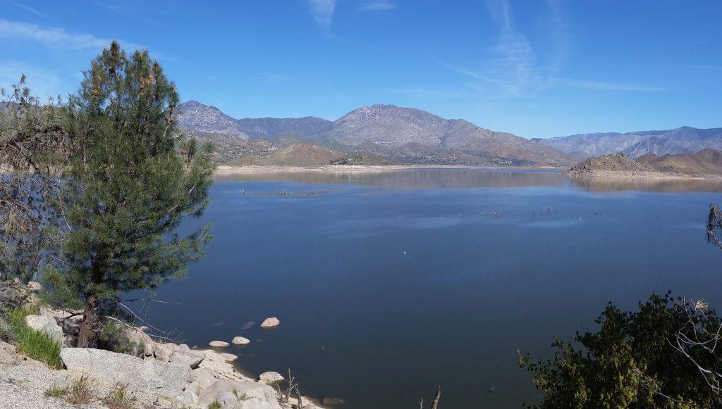 Озеро Изабелла